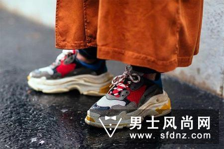老爹鞋:有一种丑叫越看越想买!