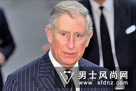 全球最会着装的男人-查尔斯王子