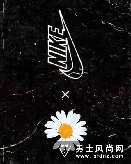 NIKE联名权志龙品牌PEACEMINUSONE 新空军