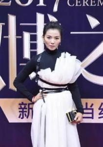 2017微博之夜红毯 杨幂baby刘诗诗斗艳