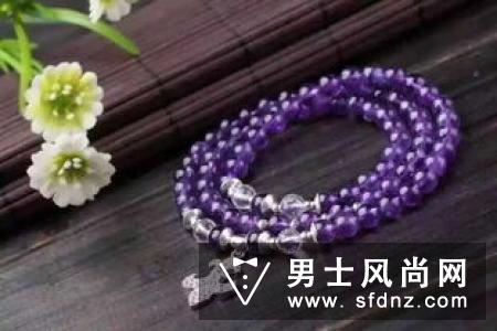 紫水晶手链怎么戴 一般多少颗