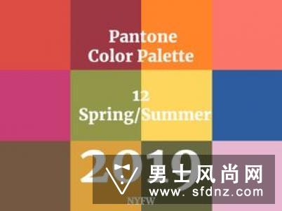 Pantone红梨色让你一秒变高级!从今年秋冬开始跟上2019流行色!