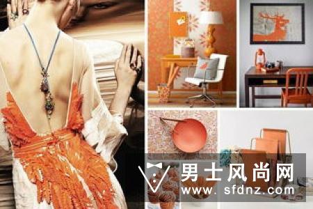 Pantone2019年流行色出炉了!活力珊瑚橙颜色的单品你有吗?